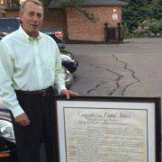 John Boehner - Speaker of the House